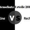 Datenschutz-Urteile im Online-Bereich 2014 (Online Recht)