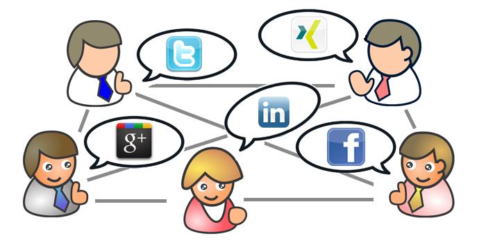 Social Media Recruiting Die Zukunft Der Personalgewinnung