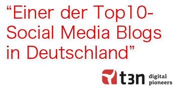Top10 Social Media Blog